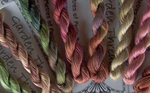 Cottage garden threads