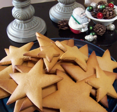 Gingerbread Christmas tree 5