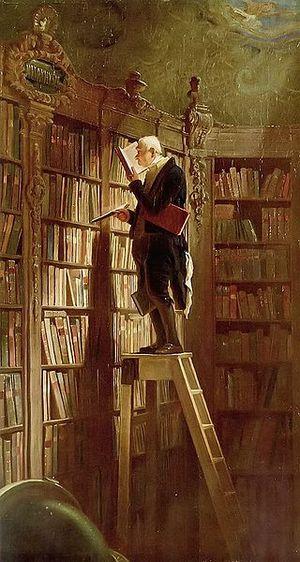 Bookworm_Carl_Spitzweg
