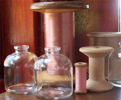 L'uccello vintage haberdashery purchases