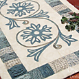 A Cornflower Gathering - Table Runner One Day In May