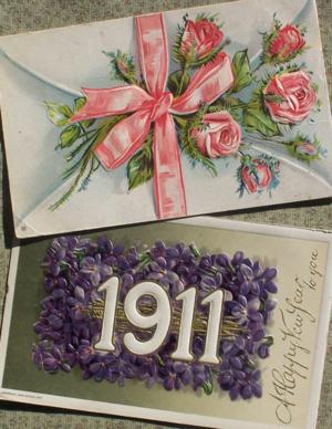 Postcards from Jetsam and Juniper etsy shop