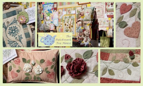 The Patchwork Teahouse AQC