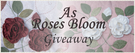 As Roses Bloom pattern launch