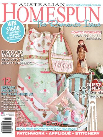 Homespun Cover 12 - 9