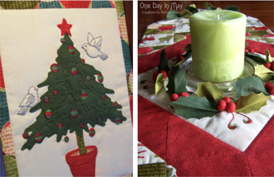 Christmas collage One Day In May