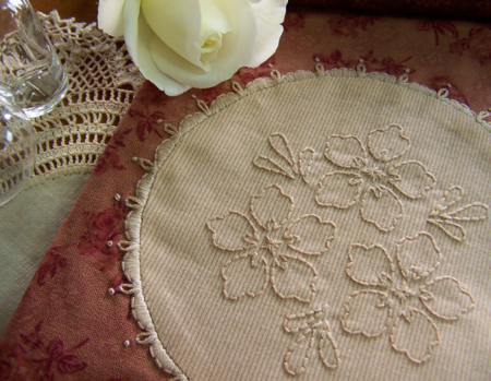 Doily One Day In May 1