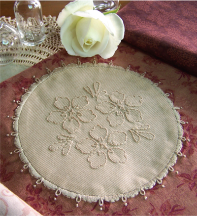 Doily One Day In May 6