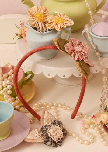 So Sweet Hair Accessories One Day In May