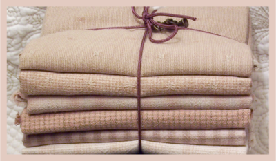 Studio Mio Yarn Dyed Fabrics pink