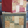 OD5 Birds Of The Meadow ~ Fabric Storage Boxes