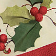 Deck the Halls ~ Table Runner