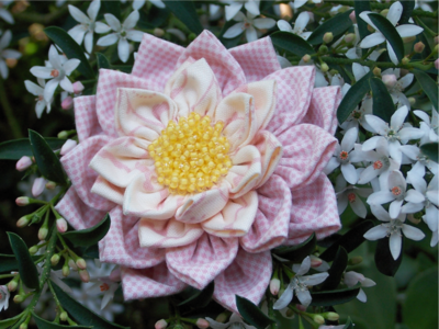 Waterlily Dreaming Brooch by One Day In May 3