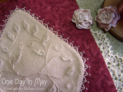 3rd doily 3 One Day In May