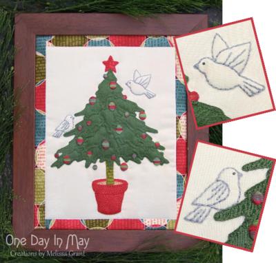 O' Christmas Tree ~ collage 2