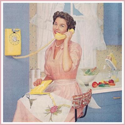 1950s advert