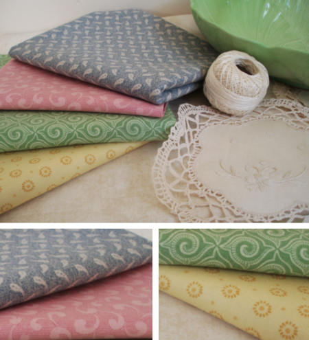 1950s inpsired fabric choice ~ One Day In May