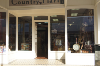 Country Hart Designs shop front
