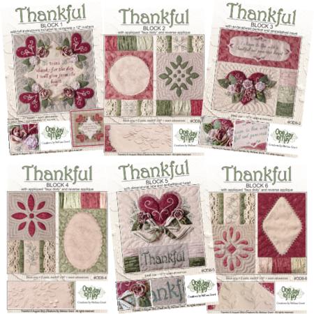 Thankful ~ full set