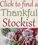 Thankful Stockist badge