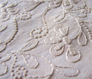 A Doily for Annabelle 4 ~ One Day In May