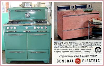1950s ovens