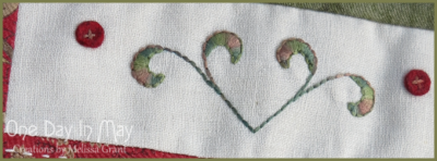 The Joy of Christmas  ~ border panel