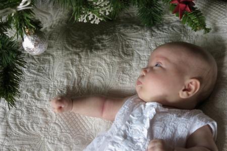 Hannah Christmas 2012 ~ 1