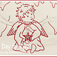 Angel Closeup ~ Joyful Angels