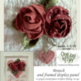 Sweet Roses ~ pattern cover pic