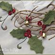The Joy of Christmas ~ nest closeup