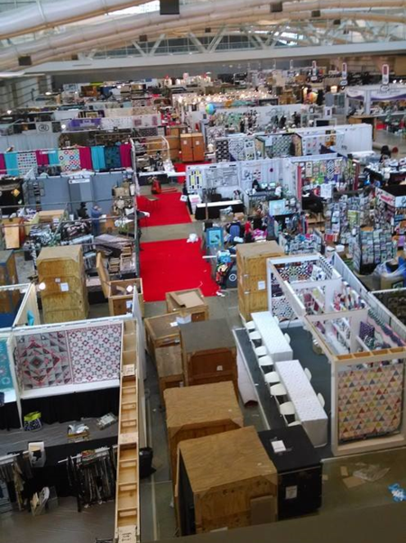 International Quilt Market 4