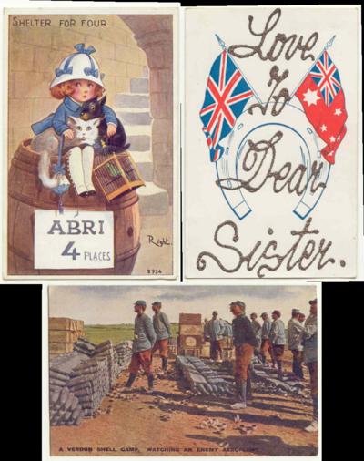 Postcards from Rupert