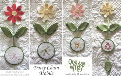 Daisy Chain Mobile 2 One Day In May