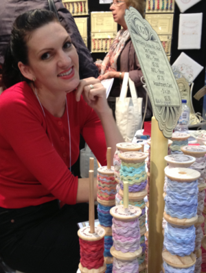 Cottage Garden Threads AQM Katie
