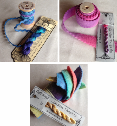 Cottage Garden Threads Giveaway packs One Day In May