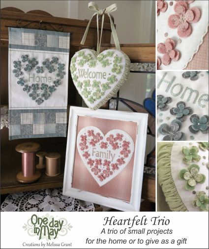 Heartfelt trio all 3